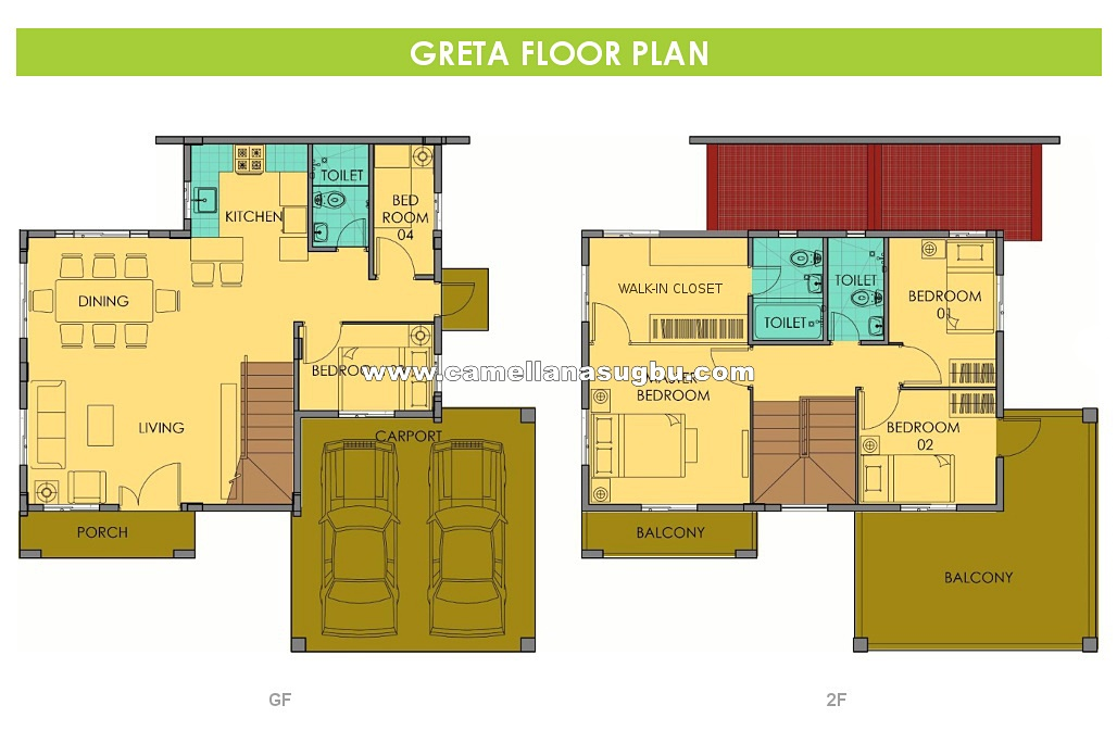 Greta  House for Sale in Nasugbu