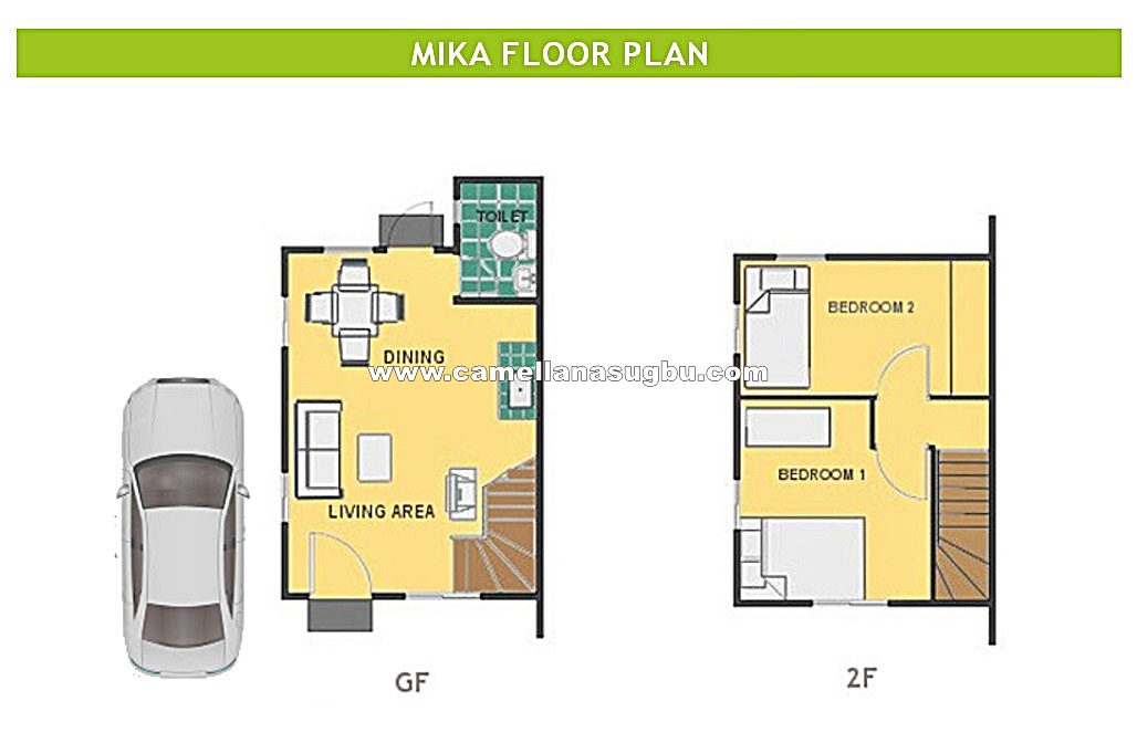 Mika  House for Sale in Nasugbu