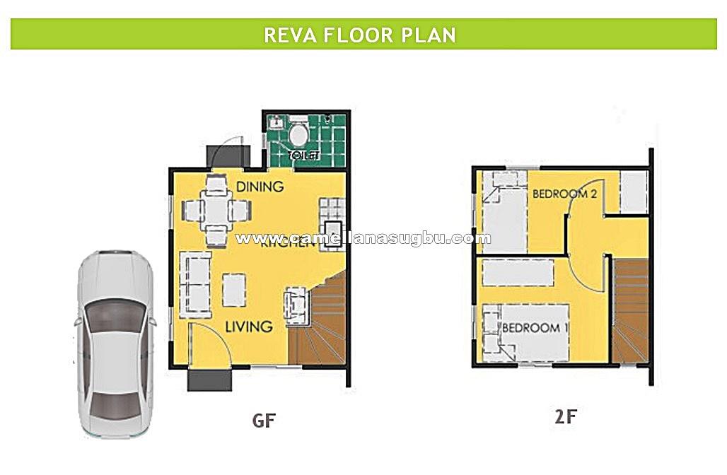 Reva  House for Sale in Nasugbu