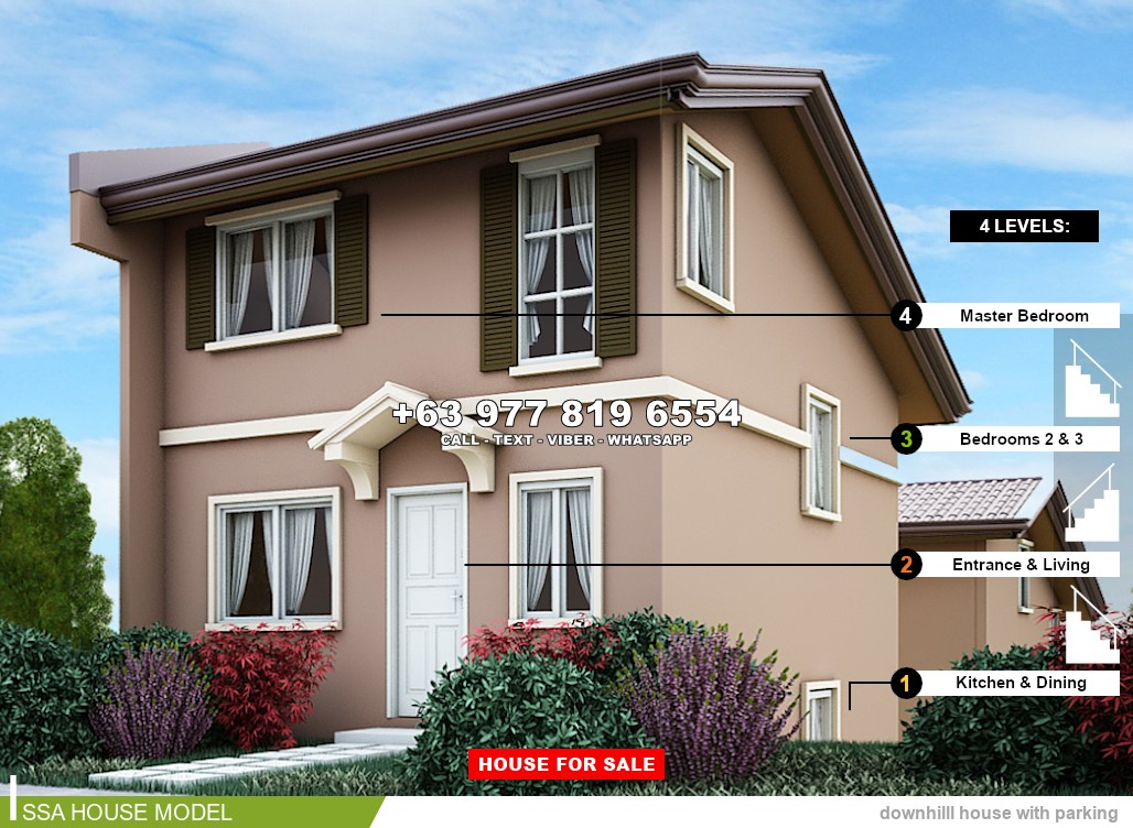 Issa House for Sale in Nasugbu