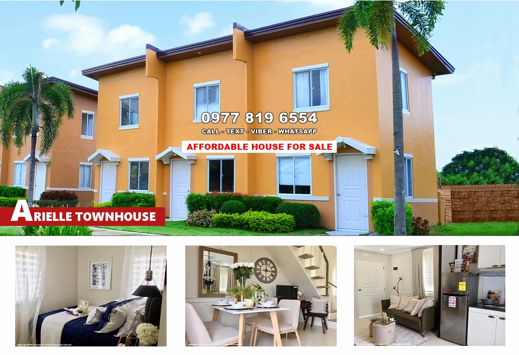 Arielle House for Sale in Nasugbu
