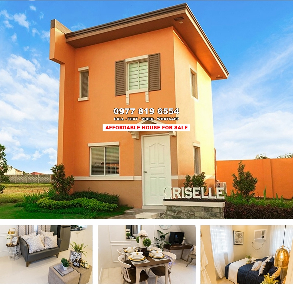 Criselle House for Sale in Nasugbu