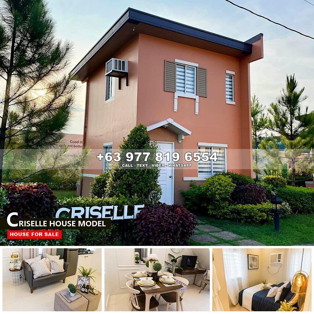 Criselle House for Sale in Nasugbu
