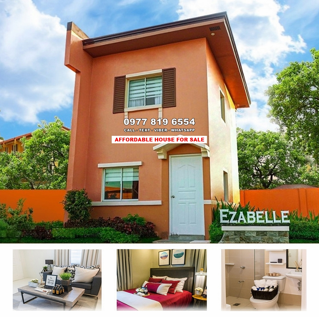 Ezabelle House for Sale in Nasugbu