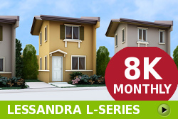 Lessandra Affordable Houses in  Camella Nasugbu