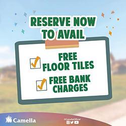 Promo for Camella Nasugbu.